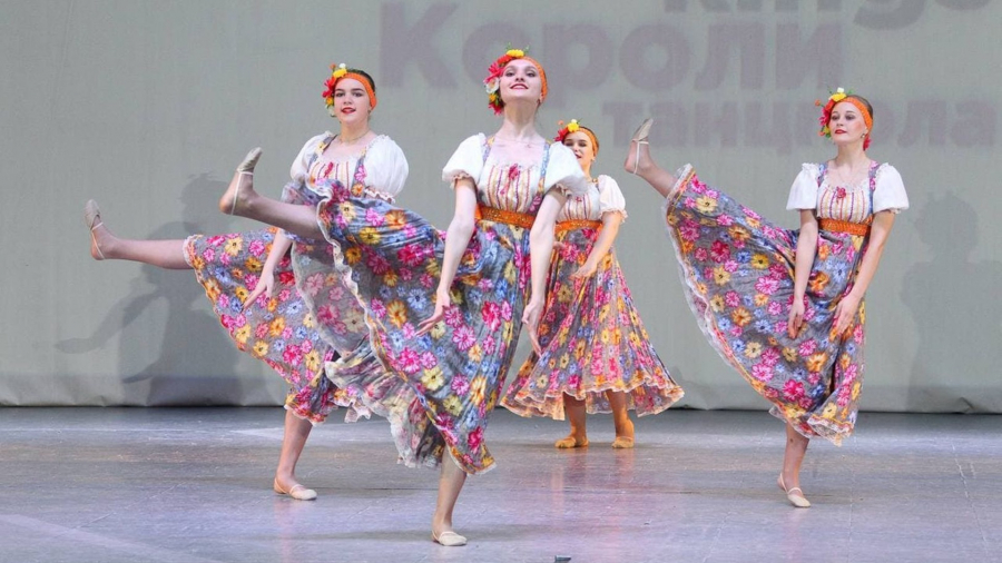 «DANCE TIME»